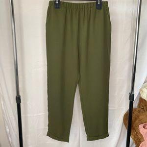 Green Business Professional/Causal Dress Pants